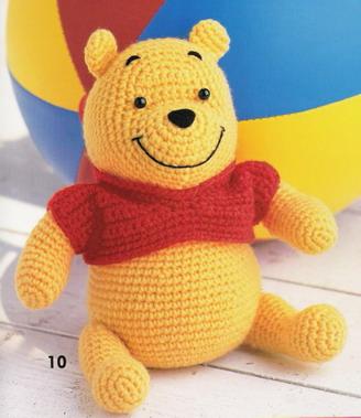 Amigurumi Winnie The Pooh : 301 Moved Permanently