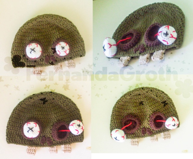 hat zombie copy