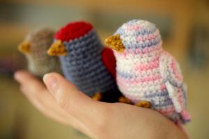 crochet bird 7